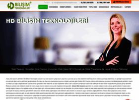 hdbilisimteknolojileri.com