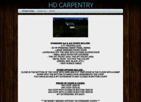 hdcarpentry.webs.com