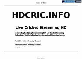 hdcric.info