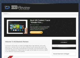 hdelectronicreviews.com