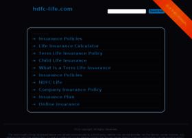hdfc-life.com