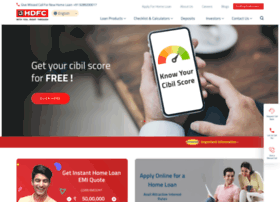 hdfc.co.in