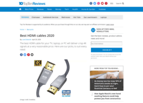 hdmi-cables-review.toptenreviews.com