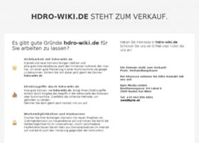 hdro-wiki.de