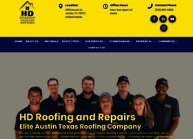 hdroofingandrepairs.com
