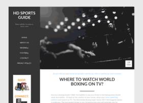 hdsportsguide.com