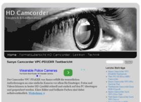 hdv-camcorder-kaufen.de