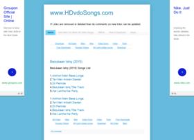 hdvdosongs.blogspot.in