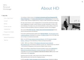 hdzimmermann.net