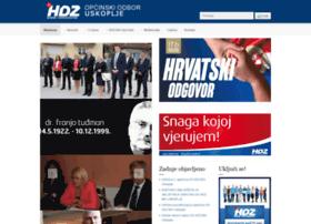 hdzuskoplje.org