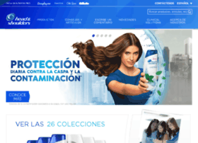 headandshoulders.com.mx