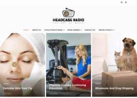 headcaseradio.com