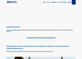 employment agencies