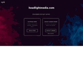 headlightmedia.com