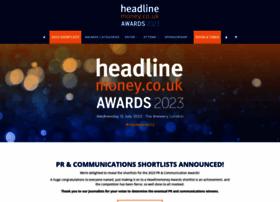 headlinemoneyawards.co.uk