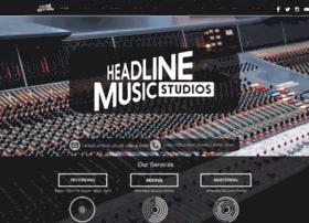 headlinemusicstudios.com