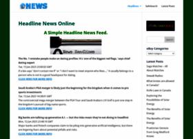 headlinenewsonline.com