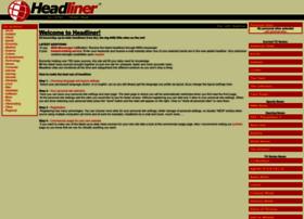 headliner.org