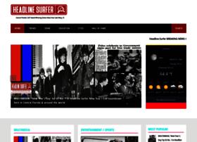 headlinesurfer.com