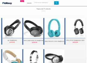 headphones.fidibuy.com