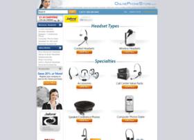 headsets.onlinephonestore.com