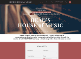 headshouseofmusic.com