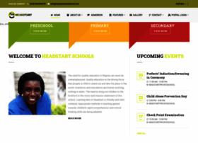 headstartprivateschool.com