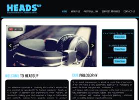 headsupevent.com