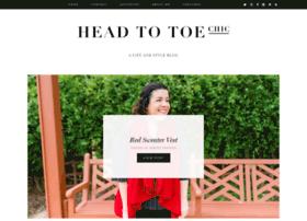 headtotoechicblog.com