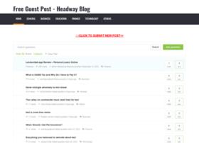 headwayblog.com