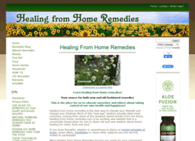 healing-from-home-remedies.com