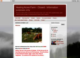 healingacresfarm.blogspot.com