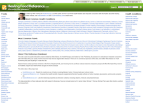 healingfoodreference.com