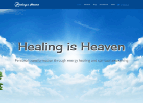 healingisheaven.com