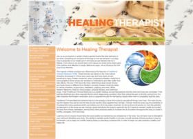 healingtherapist.com
