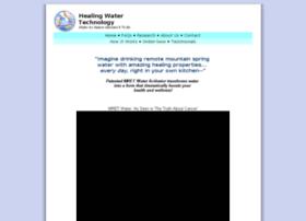 healingwatertechnology.com
