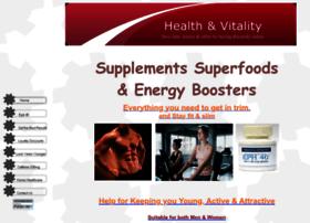health-an-vitality.com