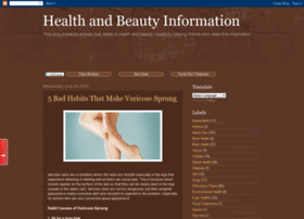health-and-beauty-information.blogspot.in