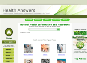 health-answers.co.uk