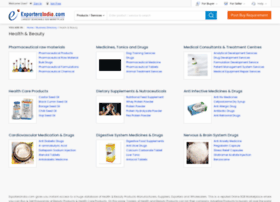 health-beauty.exportersindia.com