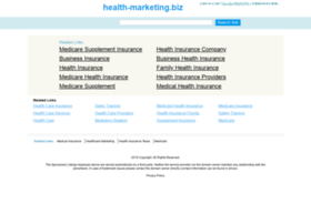 health-marketing.biz