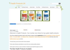 health-products.org.uk