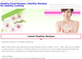 health-recipes.org