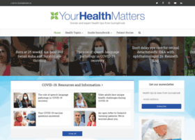health.sunnybrook.ca