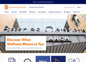 health.syr.edu