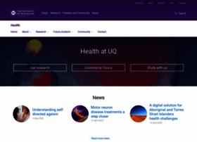 health.uq.edu.au