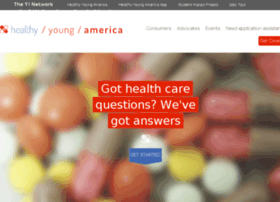 health.younginvincibles.org