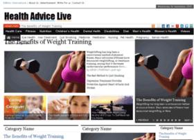healthadvicelive.com