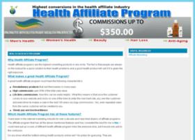healthaffiliateprogram.net