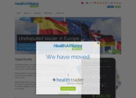 healthaffiliatesnetwork.com